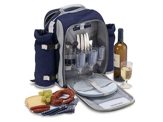 Picnic Hamper backpack set