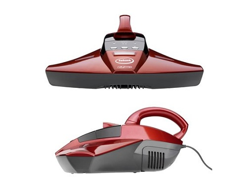 Anti allergy vacuum cleaner
