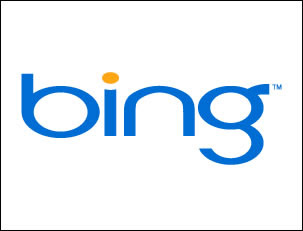 Bing Search engine by Microsoft