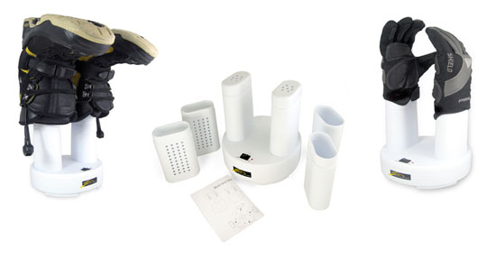 2 in 1 Boots and gloves dryer