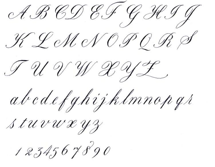 Calligraphy Art Worksheets Along With Italic Calligraphy Practice ...