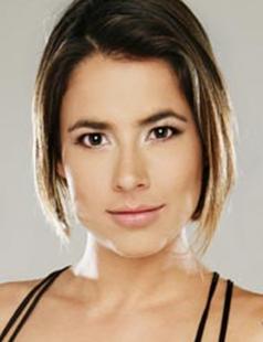 """Carla Giraldo será una niña buena en """"Los herederos Del Monte"""""""