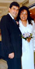 Nos casamos!!! hace ya casi 10 años