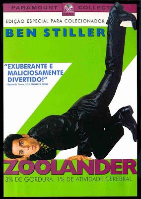 Filme Poster Zoolander DVDRip XviD & RMVB Dublado