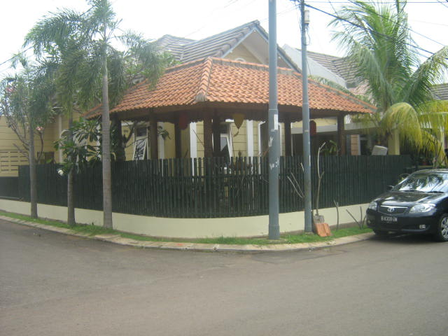 Rumah Nerada Ciputat Blok B6 No 1