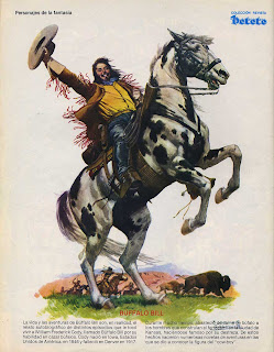 Buffalo Bill.