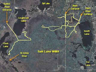 Florida River Island Wma