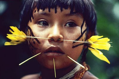 Aborigenes+de+venezuela