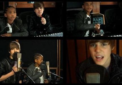Justin Bieber Jaden Smith on Justin Decidiu Fazer Uma Proposta Irrecusavel Ao Jaden Smith Nao Te
