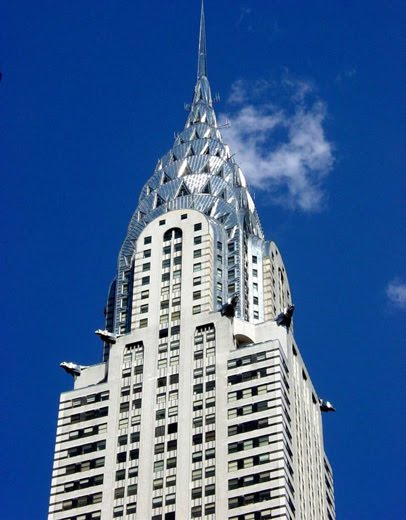 new york a seus p s city tours chrysler building. Cars Review. Best American Auto & Cars Review