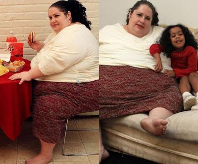 mujer+gorda La mujer más gorda del mundo