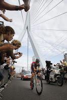 Cancellara gana la prólogo del Tour de Francia