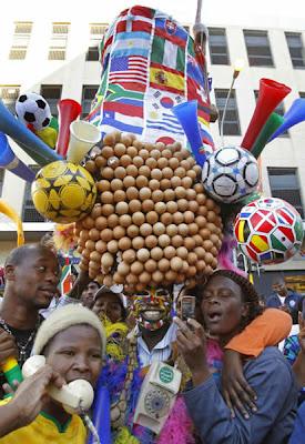 huevero sudafrica4 10 fotos sorprendentes del Mundial de Sudáfrica