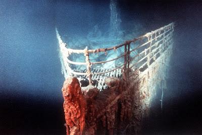 Proa Titanic Expedición al Titanic por internet