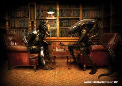 aliens vs predator chess El ajedrez lo trajeron los extraterrestres