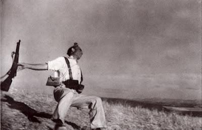 RobertCapa muertedeunmiliciano1936 10 fotos que han hecho historia