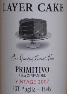 Layer Cake Puglia