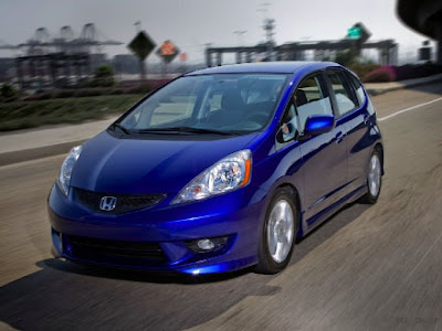 Honda Jazz - Honda Fit MUGEN edition 2009