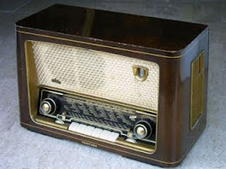 Un radio antiguo: