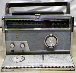 Un radio no tan antiguo: