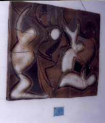جدارية _ صرع الحياة _2005