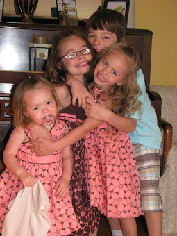 Nathan, Emma, Evelyn, & Molly