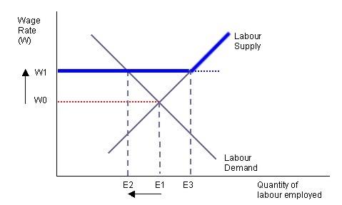 Economics Labour Market Imperfections Trade Union Monopsony