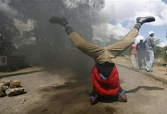 streets of kenya