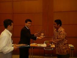 Pengembangan Kerjasama dengan Kedubes Jepang