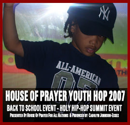 Holy Hip-Hop Summit 2007