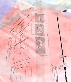 naomi law 123 bethnal green road illustration