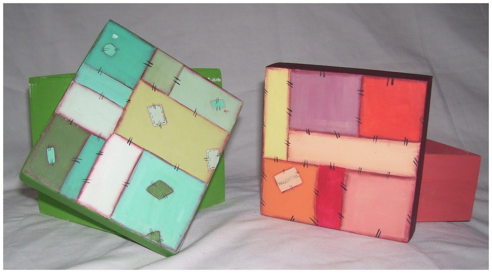 - Cajas de maderas ...