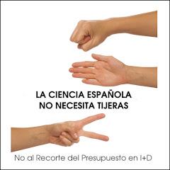 NO AL RECORTE EN I+D