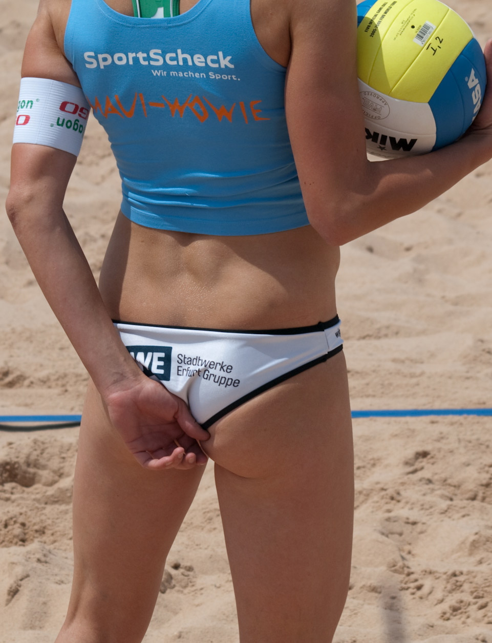 beach vollyball signal guide ass pics