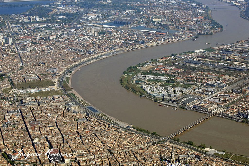 Bordeaux photo a rienne la france vue du ciel for La mie de jean portet sur garonne