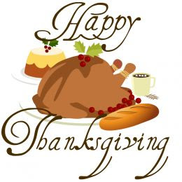 Happy Thanksgiving Day=