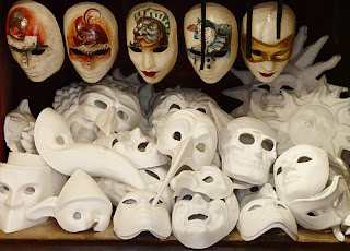 'Venetian Carnival Mask' by gnuckx on Flickr