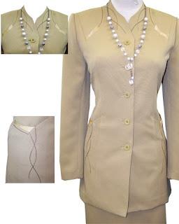 ... baju kerja wanita berikut dengan gambar mdelnya mod