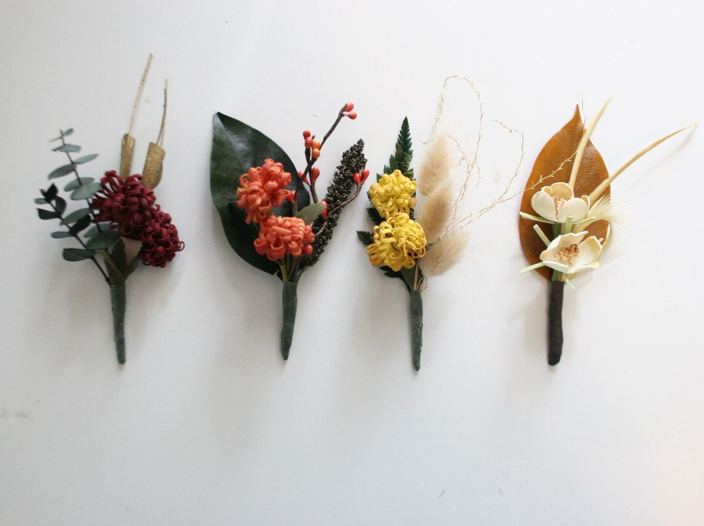 Meadowbelle Market: Fall Is In the Air (or Boutonniere?)