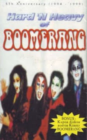 BOOMERANG _ Hard 'n Heavy (1999)
