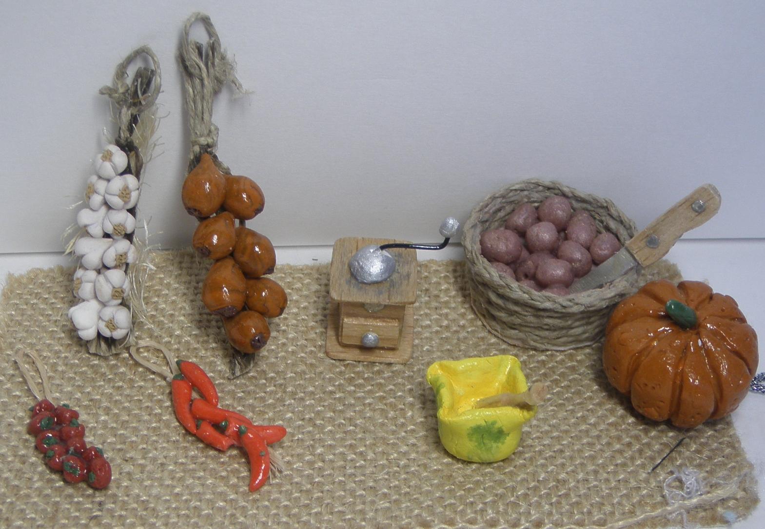 Mis manualidades y miniaturas cositas que voy haciendo - Manualidades para casa rustica ...