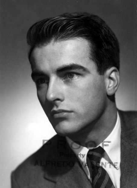 Montgomery Clift MONTGOMERY+CLIFT