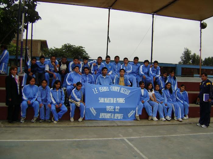 ICHO - CAMPEÓN - 2009