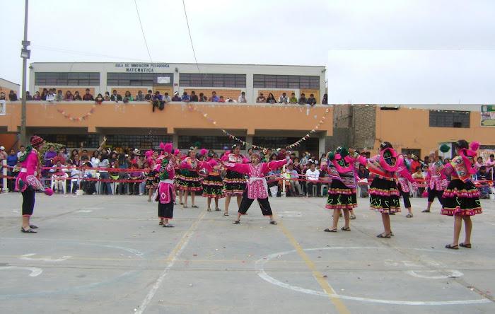 DANZA: CARNAVAL DE PAMPACAMARA
