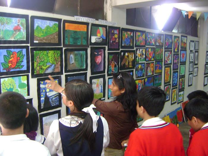 AREA: EDUCACION ARTISTICA