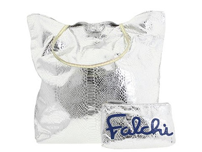 Carlos Falchi 'Barbarella' Medium Shopping Tote