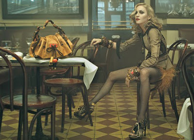 Madonna Tapped to be New Face of Louis Vuitton