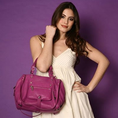 Gryson Hannah Bag in Magenta