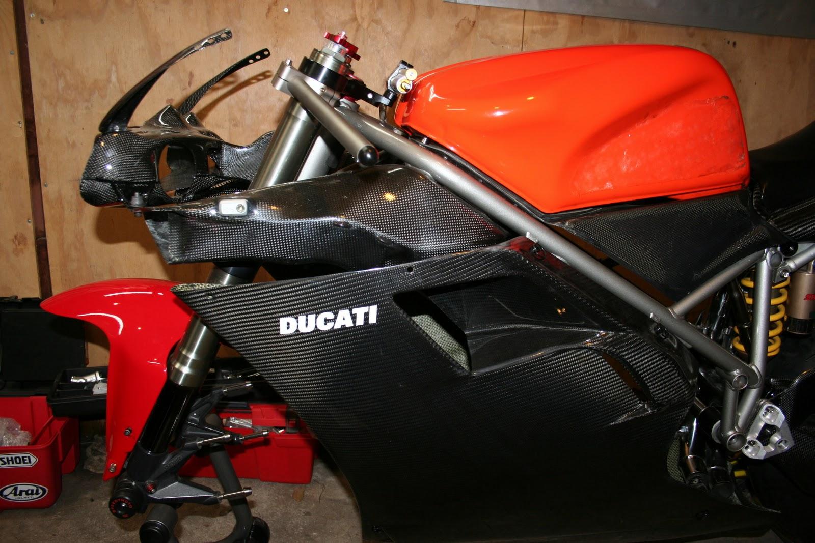 The Ducati 900 996 Fuse Box 10 February 2011