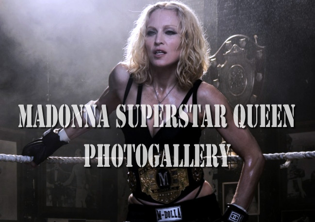 Madonna Superstar Queen Photogallery